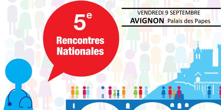 Rencontres nationales des jeunes médecins généralistes à Avignon